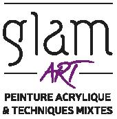 Glam'Art - Peinture Acrylique & Techniques Mixtes